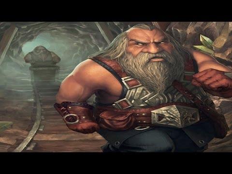 Dwarf Mining Music - Dwarf Mining Town