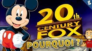 La FOX appartient à DISNEY ! Mais POURQUOI ? Futur et Explications !