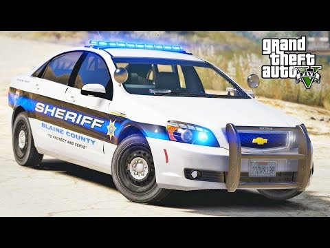 GTA 5 LSPDFR #354 - Stole My Police Car!