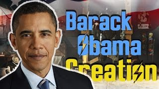 Barack Obama in Fallout 4 | Character Creation | Fallout 4 Timelapse