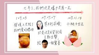 【手作婚禮影片】正揚&詠惠的交往故事-愛情MV