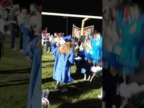2019 Serrano High School Graduation