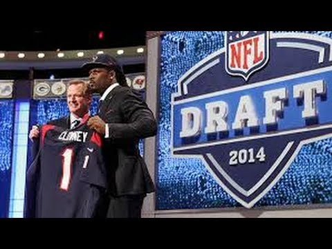 2014 NFL First Round Draft Results