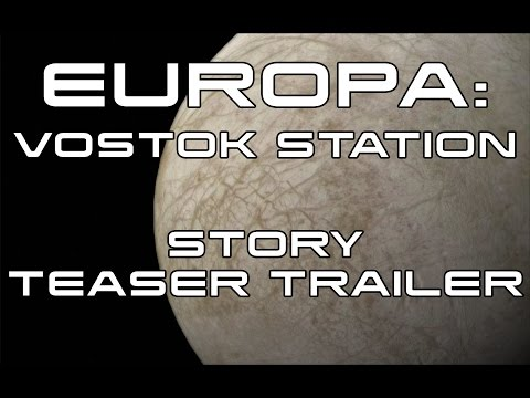 Mass Effect: Unification | Europa: Vostok Station (Story Teaser Trailer )