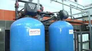 W KOS-EKO działa nowa stacja uzdatniania wody