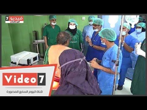 أوضاع الرعاية الطبية من داخل غرف العمليات بأحد مستشفيات اليمن  - 17:22-2018 / 4 / 22