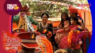 Akshara To Drive A Tractor During Naksh