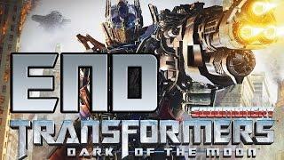 Transformers: Dark of the Moon - ENDING - Final Boss Shockwave!!!