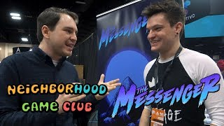 Neighborhood Game Club - Thierry Boulanger (The Messenger) PAX South 2018