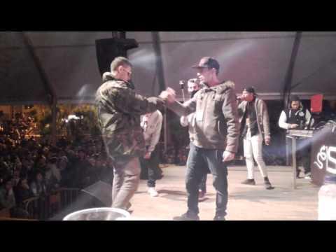 HANDER VS SWEETPAIN Cuartos Gold Battle Nacional Almería