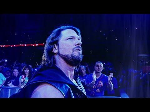 Road to WrestleMania 33: Shane McMahon vs. AJ Styles