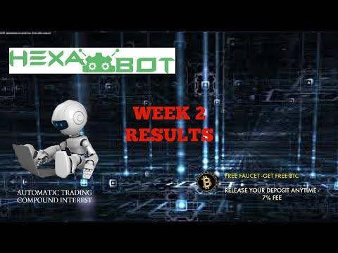 Hexabot Journey Week 2- HYIP ( High Yield Investment Program)