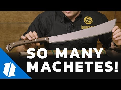 All About Machetes With Joe Flowers  Knife Banter Ep 61