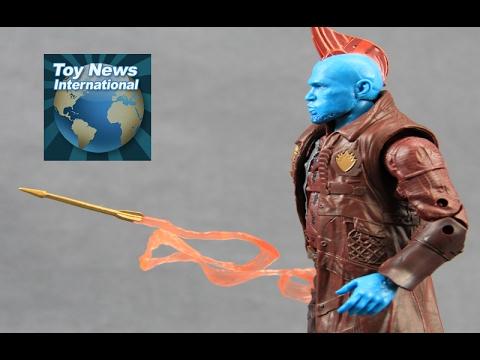 "Marvel Legends 6"" Guardians Of The Galaxy Vol. 2 Yondu Figure Review"