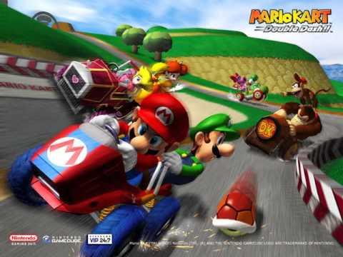 Mario Kart Double Dash - Rainbow Road 10 Hours