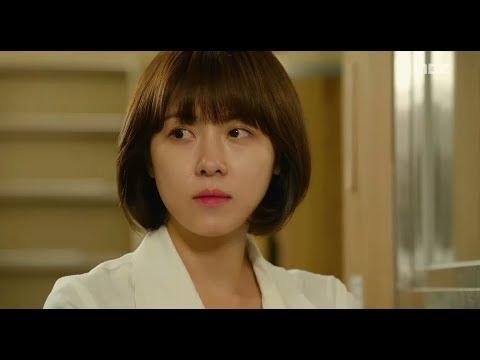[Hospital Ship]병원선ep.27,28Ha Ji-won keeps gazing at the warmth of Kang Min-hyuk20171012