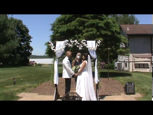 Diana & Matthew Wedding May 30, 2020