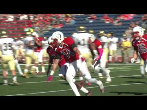 CSU-Pueblo Football: vs. Fort Lewis (Oct. 15, 2016)