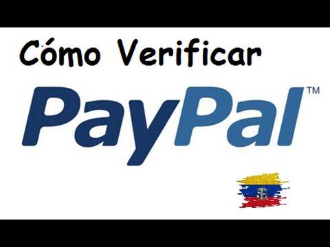 Cómo Verificar Paypal en Venezuela
