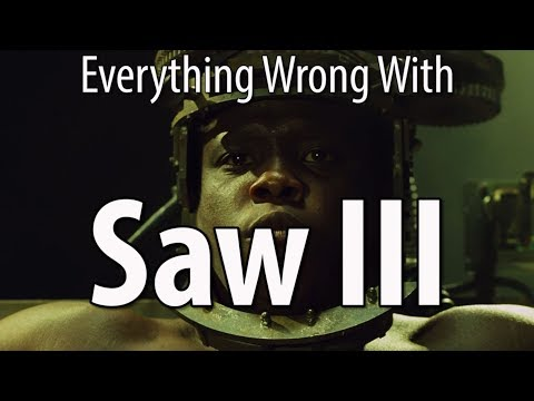 Download Youtube: Everything Wrong With Saw III In 16 Minutes Or Less