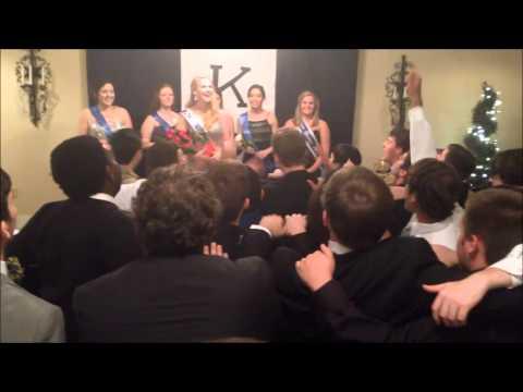 Pi Kappa Phi Fraternity | The Rose of Pi Kappa Phi serenade