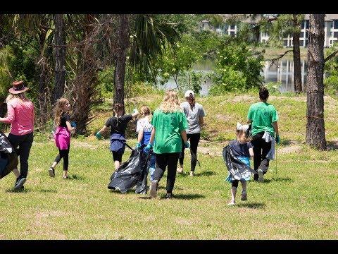 OCFL Update   Earth Day eVIP Volunteer Event