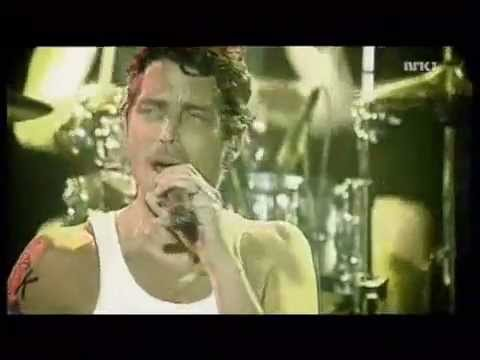 Audioslave - Be Yourself (live)