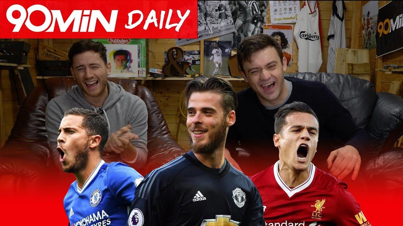 De Gea in Arsenal 1-3 Man U best GK performance in history!? | Hazard or Coutinho, who was better!?