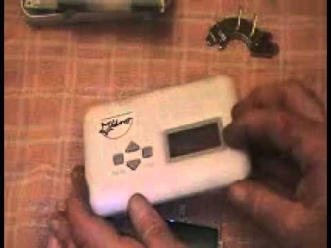hvac wiring diagram thermostat powertech dual battery isolator honeywell t8001 youtube