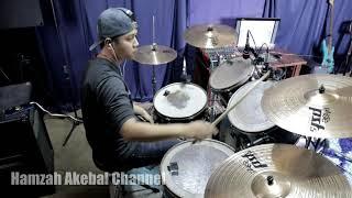Merah - Def Gab C (Drum Cover) by Hamzah Akebal