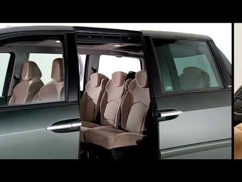 Peugeot 807 youtube for Interior peugeot 807