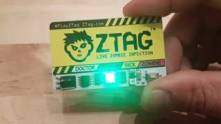 Getting ZTag badge into Freeplay mode