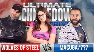Wolves of Steel VS Josh Macuga and His Mystery Teammate - Ultimate Schmoedown Round 1