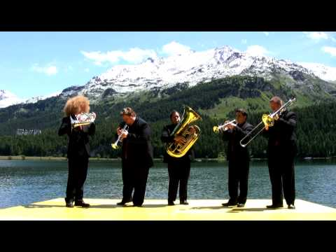 Earl of Oxford's March - Synergy Brass Quintet