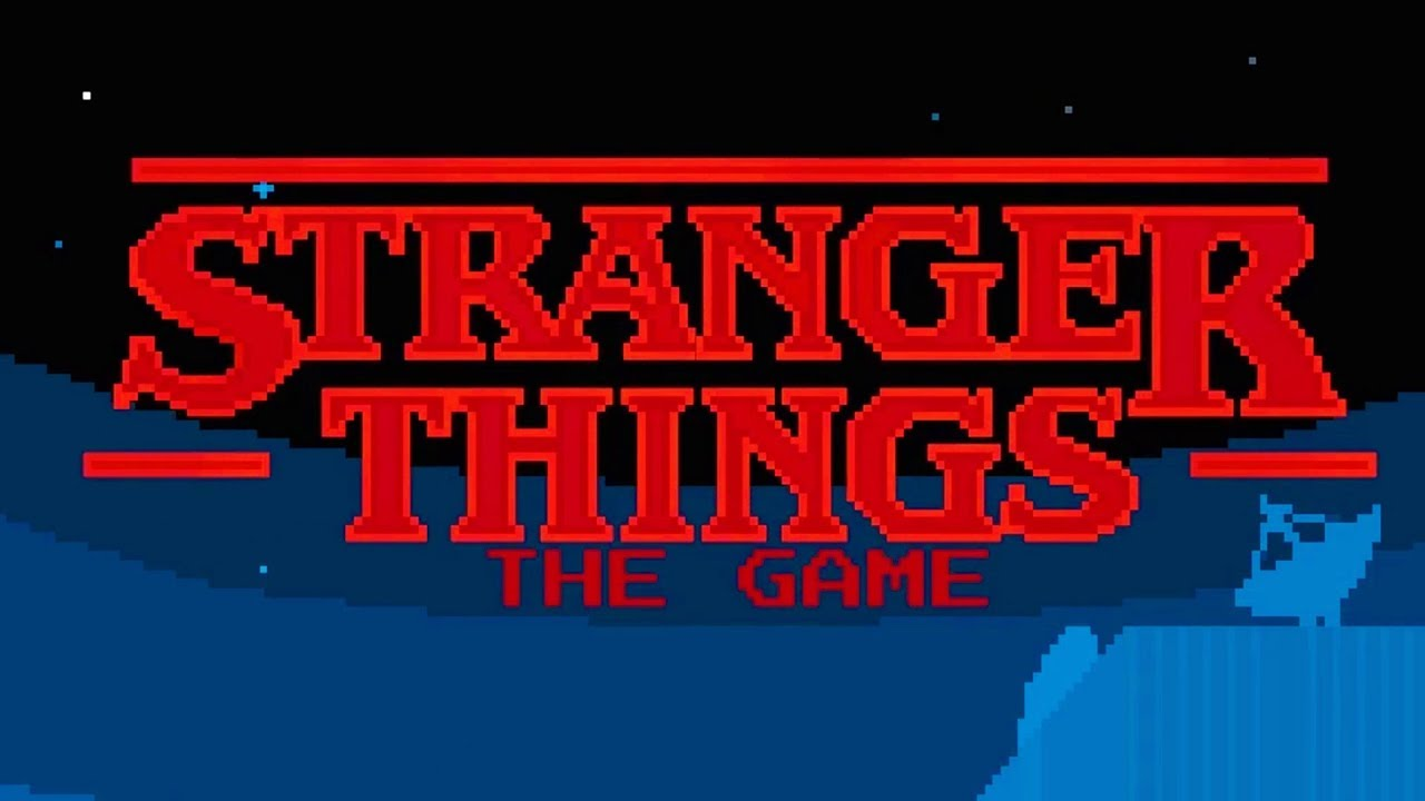 Resultado de imagen para stranger things video game