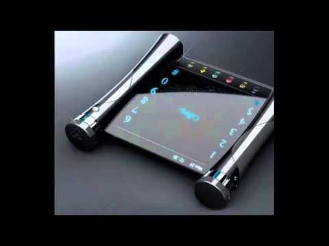 Netcom Group: Concepts de téléphones futuristes