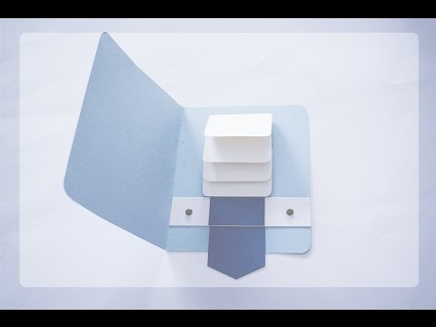 Waterfall Card Tutorial (Basic): This is a tutorial on how to make a
