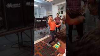 Subham vyas bindass dance in own sister's wedding