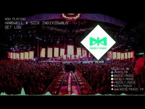 Hardwell & SICK INDIVIDUALS - Get Low (Ultra Europe 2017)