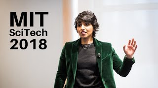 Mishaal Ashemimry | Keynote: Disruptive Technologies | MIT Science & Technology Conference 2018