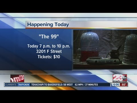 """The 99"" comes to Bakersfield challenging teens on life decisions"
