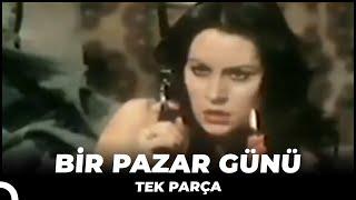 Bir Pazar Günü - Eski Türk Filmi Tek Parça (Restorasyonlu)