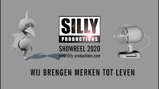 SHOWREEL SILLY PRODUCTIONS 2020
