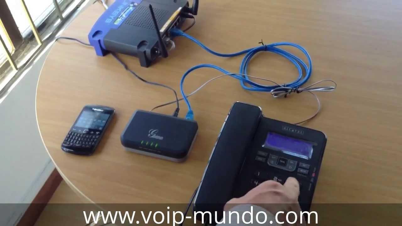 Grandstream HT702 ATA Descargar Controlador