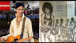 Prince: The Artist Formerly Known As High School Basketball Star