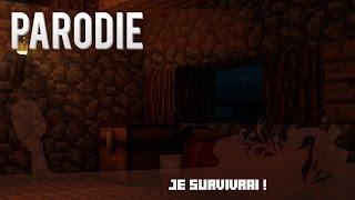 "Parodie MineCraft - Dynamyk | Je survivrai ! - Audio ( "" Chandelier "" @Sia )"