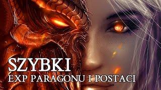 Diablo 3 PL - SZYBKI EXP PARAGONU i POSTACI ( FAST EXP, MAX DPS BUILD )