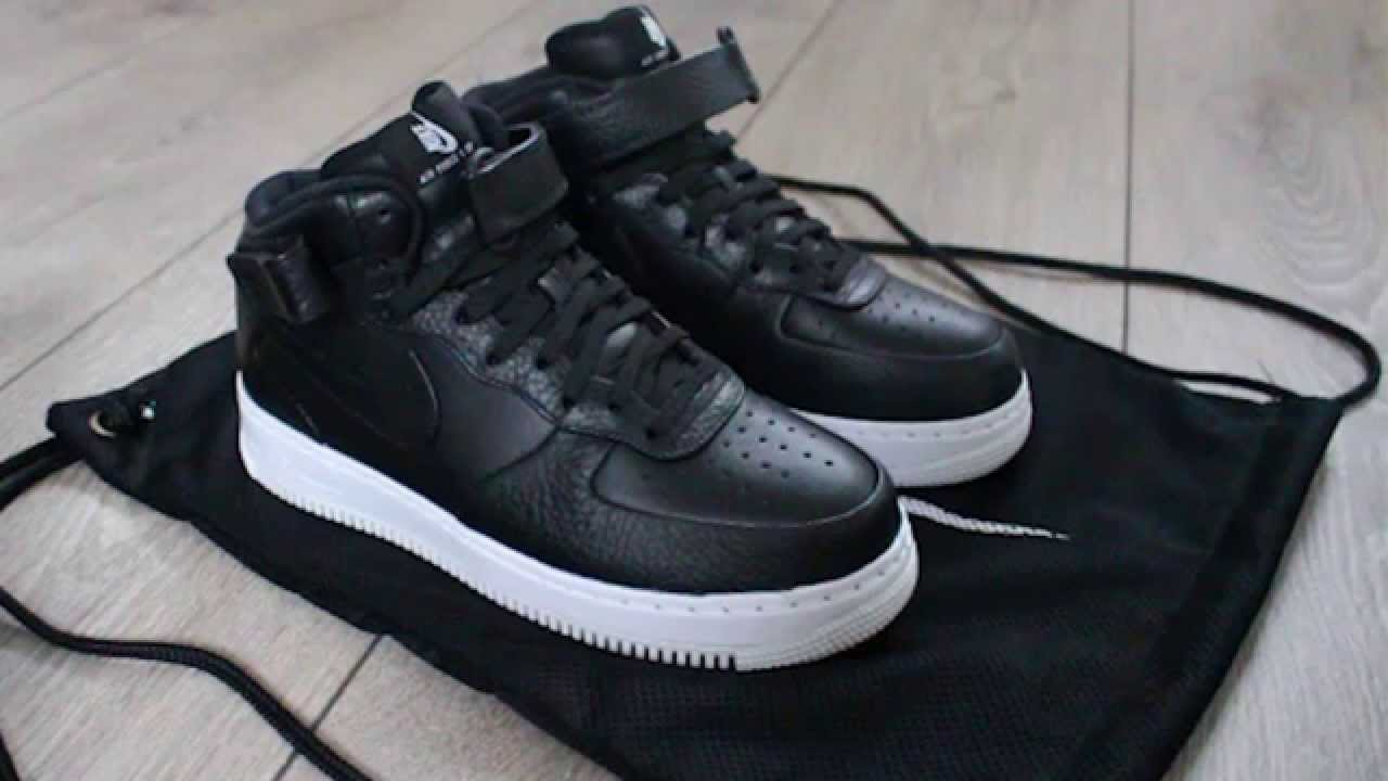 100% authentic 50f64 11347 THE NEW NIKE AIR FORCE 1 MID CMFT SP