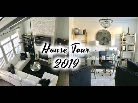 OFFICIAL HOUSE TOUR 2019 | THE GLAM TWINZ