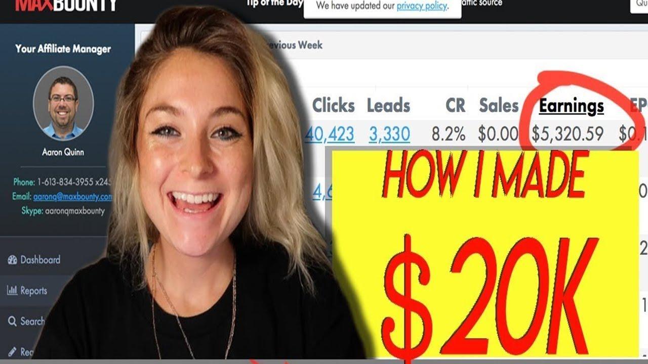 ربح المال من Snapchat | شاهد كيف تمكنت هته الفتاة من ربح 20 الف دولار عبر تطبيق سناب شات ????